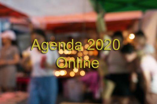 Agenda online