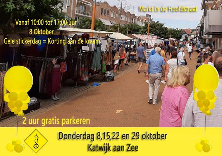 Katwijk aan Zee weekmarkt